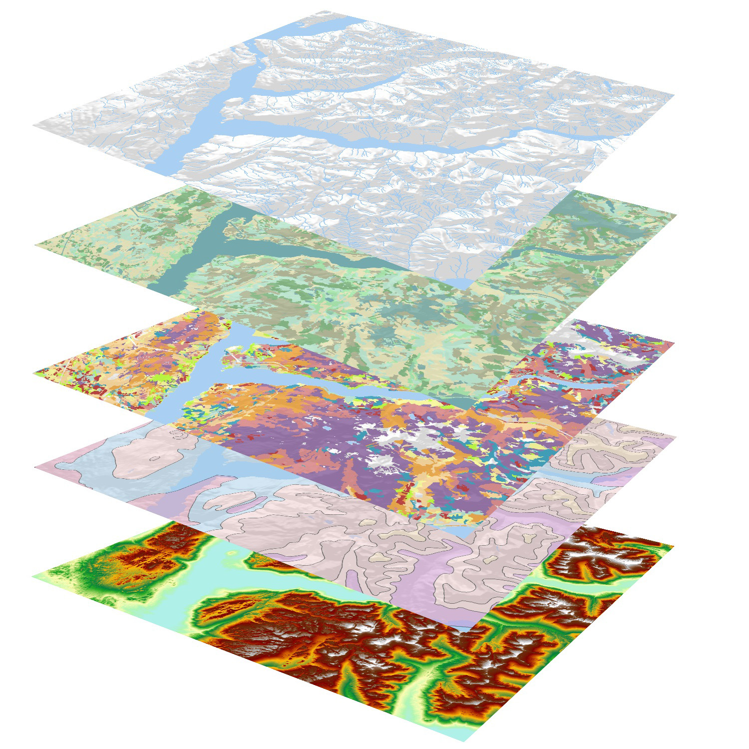 Data Analysis Modelling And Gis Ecofish Research Services